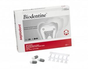 Biodentine bioaktywny materiał zębinowy 15+15 kapsułek