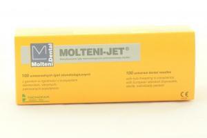 Molteni-Jet - Igły do karpuli 100szt