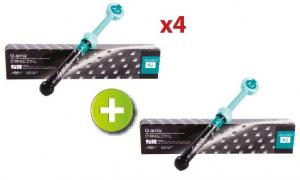 4 X G-AENIAL ANTERIOR/POSTERIOR+ 1 SZT. G-AENIAL ANTERIOR/POSTERIOR
